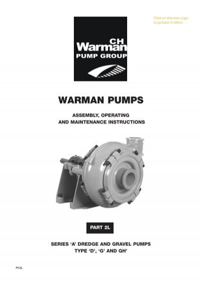 warman pumps rh yumpu com