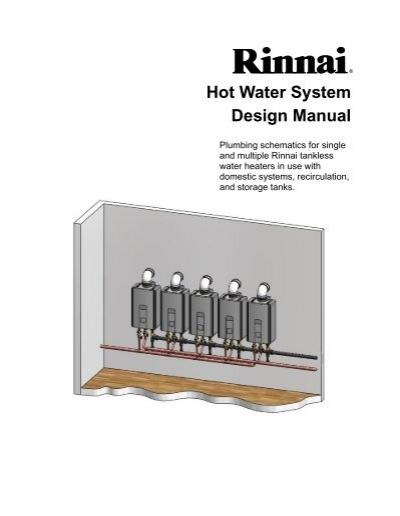 hot water design manual rev d rinnai rh yumpu com