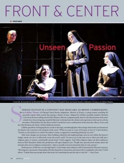 Unseen Passion Suzy Evans