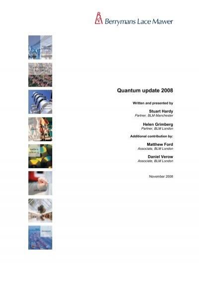13 Quantum Update Stuart Hardy Helen Grimberg