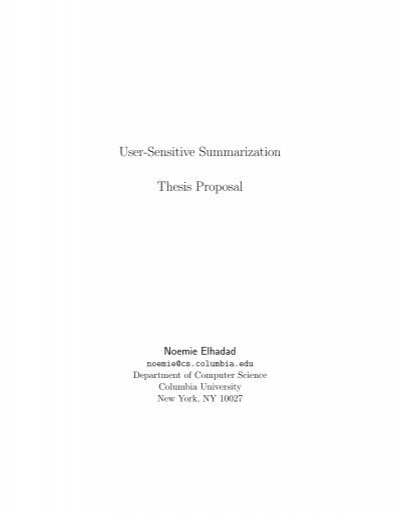 what does a masters thesis proposal look like In your master's thesis, you must answer the thesis question with conviction and clarity in the written presentation submitted to complete a master's degree make sure that your question and the answers provided will provide original content to the body of research in existence.