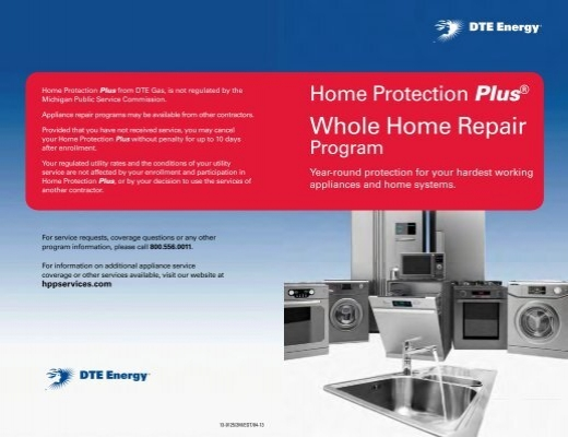 Dte Home Protection Plus Home Review