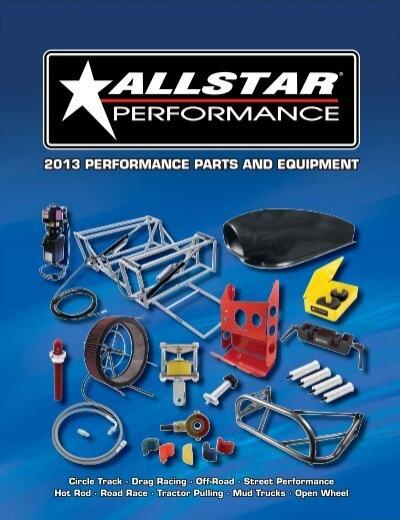 "Allstar Performance ALL18317 Nylon 1/"" Diameter Hole Line Hose Mounting Clamps Se"
