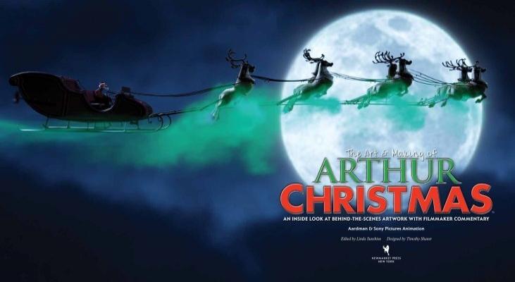 Arthur Christmas Harpercollins Catalogs