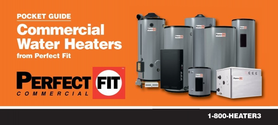 Perfect Fit Commercial Water Heaters Hot Water Heaters Chicago Il