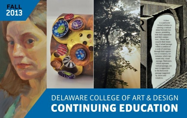 Download Fall 2013 Catalog Delaware College Of Art And Design