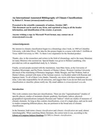 Rutgers Academic Calendar 2022 23 New Brunswick.An International Annotated Bibliography Of Climate Classifications
