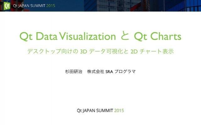 Qt Data Visualization