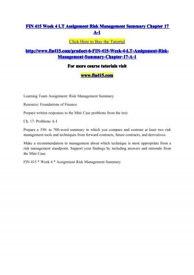 Corporate governance assignment germany pdf