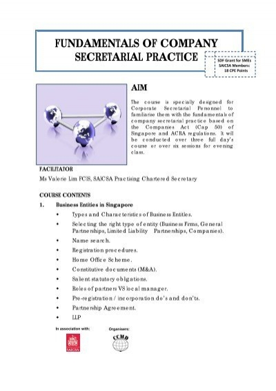 company secretarial practice manual pdf