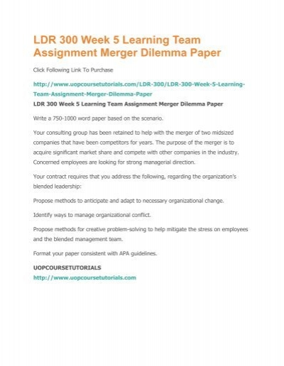 retained assignment deutsch