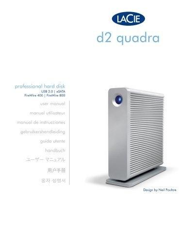 d2 quadra rh yumpu com lacie d2 quadra v3c manual lacie d2 quadra user manual