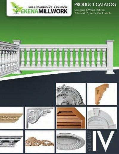 Ekena Millwork CAP19X13X05EM  19 5//8-Inch W x 13 3//8-Inch H Large Empire Capital with Necking