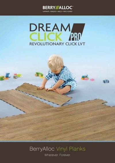 Berryalloc Vinyl Planks