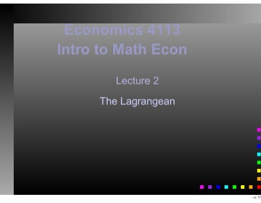 core 001 intro econs Course inventory by subfield (satisfies core and history & tradition requirements) econ 001: intro to economics - micro.