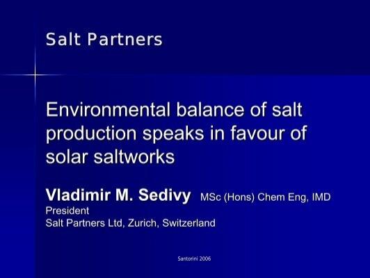 environmental balance