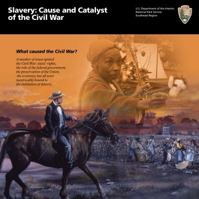 slavery was the cause of the Over the past one hundred and forty-five years, scholars and historians have suggested different causes of the american civil war, and different schools of thought have gone in and out of favour the years immediately after the war regarded it as a clash between those supporting freedom and those supporting slavery.
