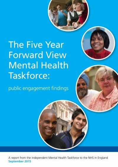 The Five Year Forward View Mental Health Taskforce. Upside Down Triangle Signs Of Stroke. Fighter Signs. Attention Signs Of Stroke. Latin Kings Signs Of Stroke. Light Blue Signs. Alcohol Infographic Signs. Fungus Signs. Sfse Signs