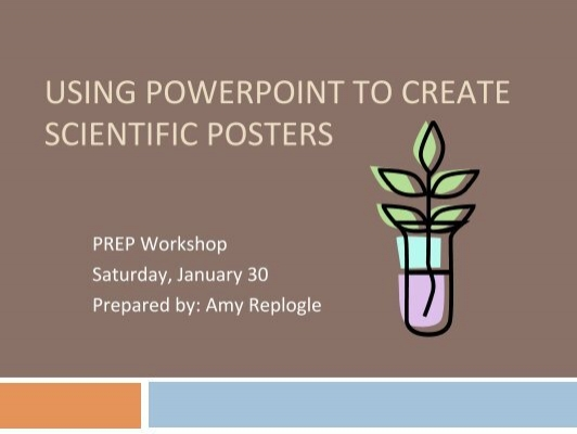 Powerpoint template for scientific posters swarthmore college toneelgroepblik Choice Image