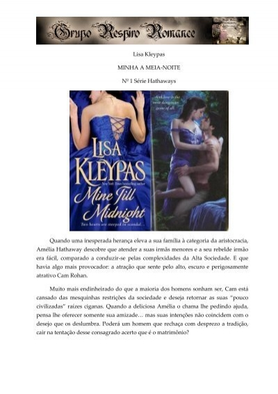 Hathaways 1 Desejo A Meia Noite Lisa Kleypas