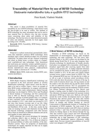 history of rfid technology