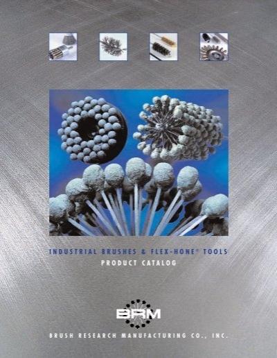 180 Grit Brush Research GBD Heavy Duty Flex Hone 228mm Silicon Carbide 9 Inch Diameter