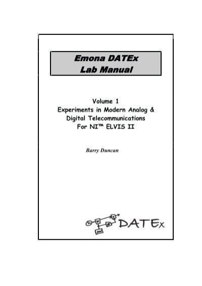 emona datex lab manual solutions new version rh worldarchivesfi cf