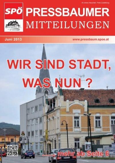 Singlebrsen Pressbaum - dating site Allentsteig