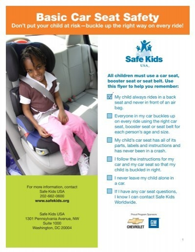 Cool Basic Car Seat Safety Onthecornerstone Fun Painted Chair Ideas Images Onthecornerstoneorg