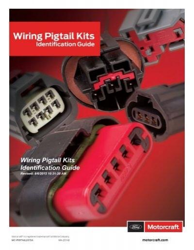 wiring pigtail kits identification guide data circuit diagram u2022 rh wearandshare co