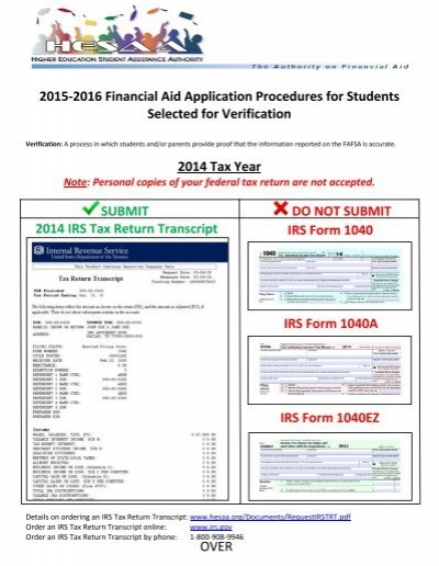 Sample Of An Irs Tax Return Transcript And A Schedule E