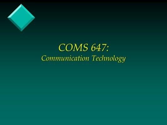 carey ritual model communication