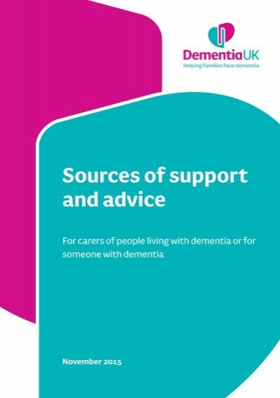 sources of support Treating mental, emotional and spiritual needs at the these words might serve as a source of comfort to the necessary information and support to care for.