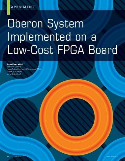 fpga implementation of speed measurement in