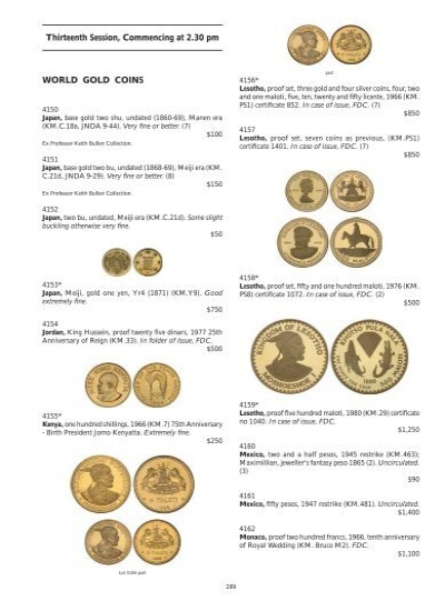 Meiji 150 commemorative 1,000 yen silver money proof money set Unopened Japan