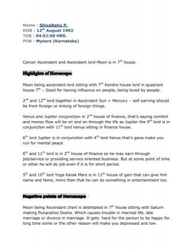 Astro-Sharmistha-Life-Time-Report