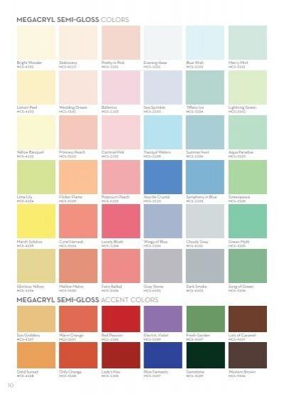Davies paint color chart sun rain Davies paint exterior color combination