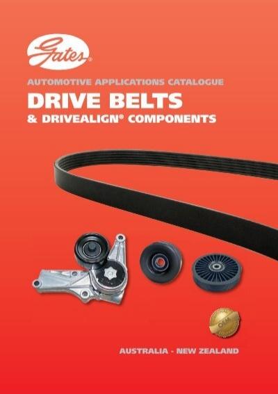 GAT 4PK1090 Micro-V Xf Ribbed V-Belt