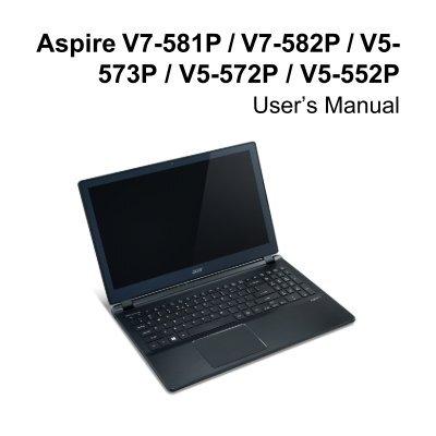 acer aspire v5 552pg user manual touch rh yumpu com acer aspire v5 manual download acer aspire v5 571g manual