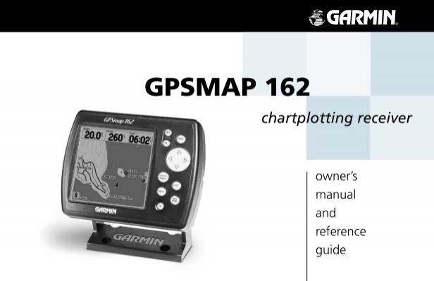 Gpsmap 162.