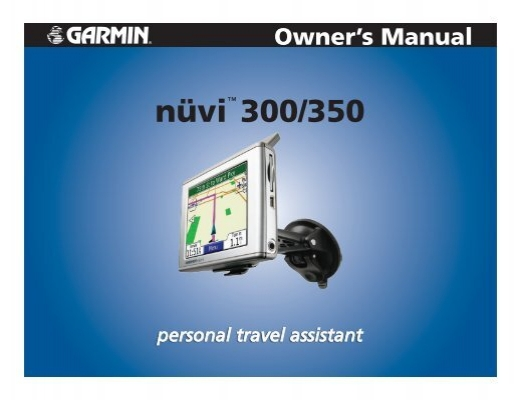 garmin nuvi 350 owner s manual rh yumpu com garmin nuvi 1300 user manual garmin nuvi 300/350 owners manual