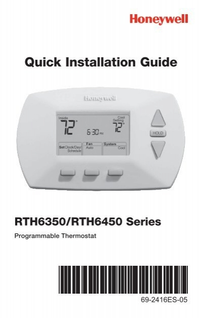 Honeywell thermostat rth6450d wiring automotive wiring diagram honeywell 5 1 1 day programmable thermostat rth6450d 5 1 1 day rh yumpu com honeywell thermostat wiring guide thermostat wiring color code asfbconference2016 Image collections