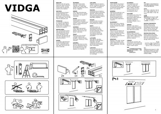 ikea assembly instructions pdf