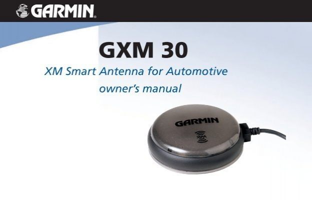 garmin streetpilot 7200 gxm 30 for auto products owner s manual rh yumpu com Garmin Manuals Nuvi 275 Garmin eTrex Manual PDF