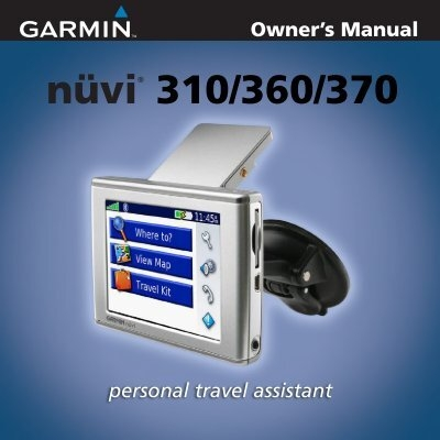 garmin hyundai n uuml vi reg 360 owner s manual rh yumpu com garmin virb 360 owner's manual garmin nuvi 310 360 manual