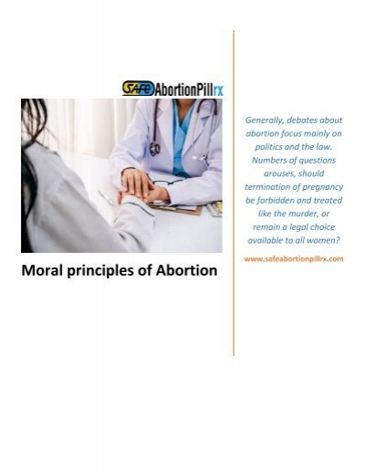 morality and legality of abortion Americans' views on the legality and morality of abortion haven't changed in the past year most say abortion should be legal, but many of these favor limits.
