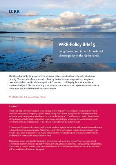 Long Island Leren Bank.Wrr Policy Brief 5