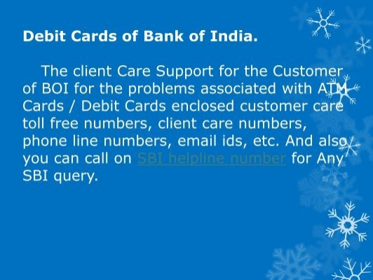 sbi helpline number
