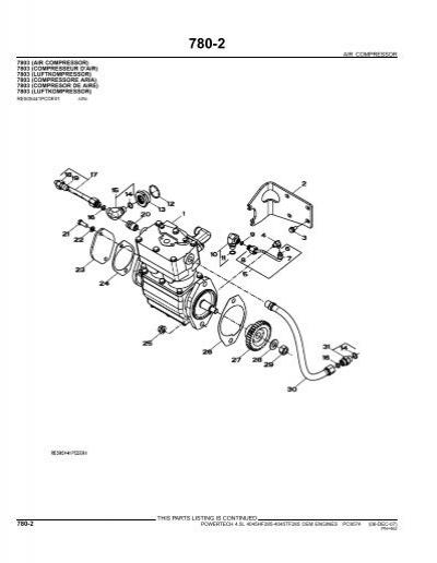 7803  air compressor  780