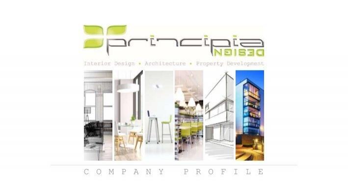 Principia Design Company Profile 2015 Small